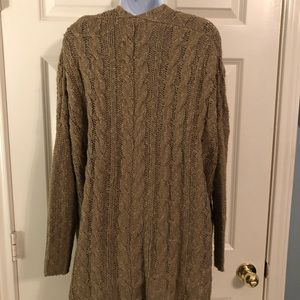 One of the Land Sweaters - One the Land oversized boyfriend sweater